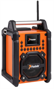 PASLODE IMPULSE JOBSITE RADIO/CHARGER