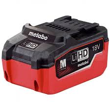 Metabo 18V Battery 6.2Ah LiHD