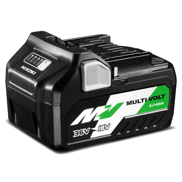 HiKoki 18/36V 5.0/2.5ah MUltiVolt Battery
