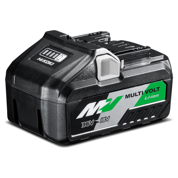 HiKoki 18/36V 8.0/4.0ah MultiVolt Battery