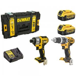 Dewalt 2pc Brushless Kit