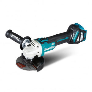 "Makita 18V 5"" Brushless Angle Ginder with AWS (Tool Only)"