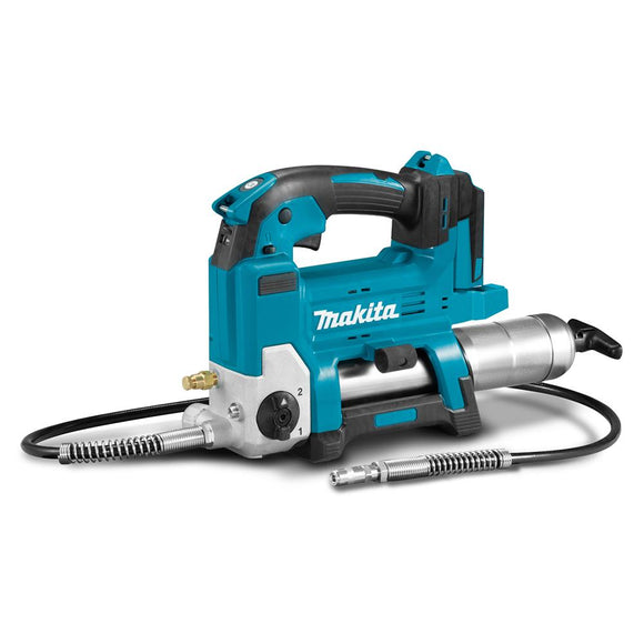 AVAILABLE NOW Makita 18V Li-ion Cordless 450g Grease Gun - Skin Only