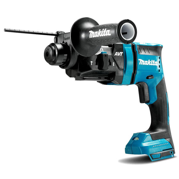 Makita 18V Brushless AWS 18mm Rotary Hammer Drill Skin