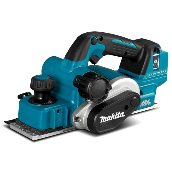 Makita 18V Brushless Planer with AWS - Skin Only