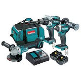 Makita 18V Mobile 5.0ah Brushless Driver 3 Piece Kit