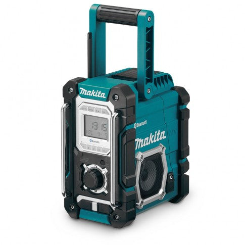 Makita worksite radio with bluetooth