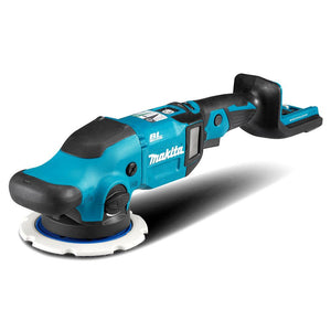 "Makita 18V Li-ion Cordless Brushless 150mm (6"") Random Orbital Polisher - Skin Only"