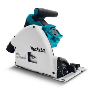 Makita 36V (18V x 2) 165mm Plunge Saw with AWS (Tool Only)