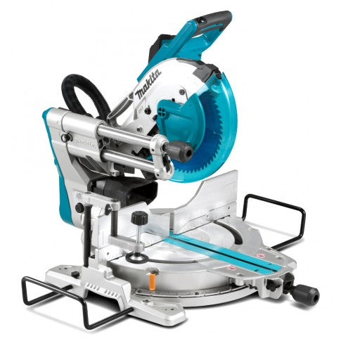 Makita 260mm Dual Bevel Sliding Compound Mitre Saw