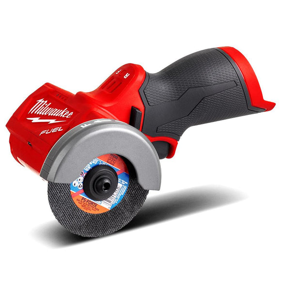 Milwaukee 12V Li-ion Cordless Fuel 76mm (3