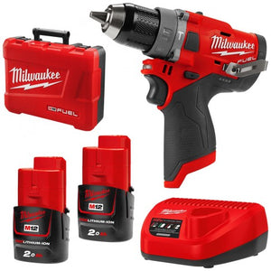 Milwaukee M12 Fuel Impact Drill