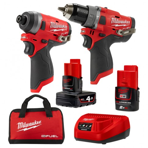 Milwaukee M12 Fuel PowerPack 2A