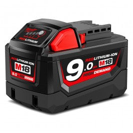 Milwaukee 18V 9.0Ah Battery
