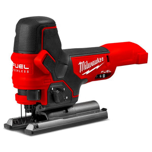 Milwaukee 18V Li-ion Cordless Fuel Barrel Grip Jigsaw - Skin Only