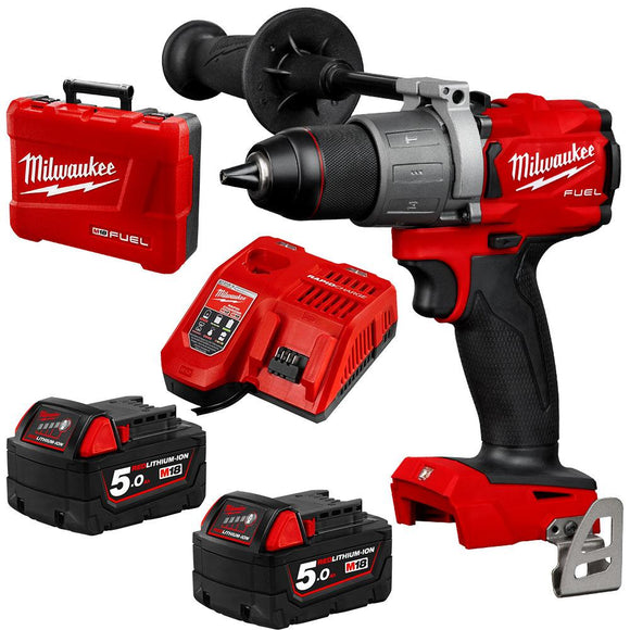 Milwaukee M18 Gen3 Fuel Hammer Drill Kit