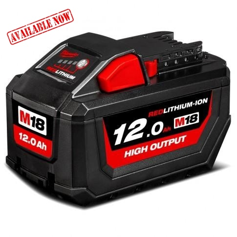 Milwaukee M18 12.0Ah Battery