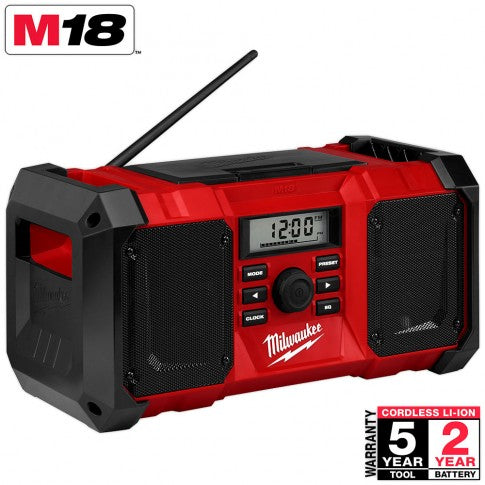 Milwaukee Jobsite Radio