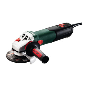 "Metabo 1250W Quick Release 5"" Grinder"