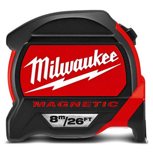 Milwaukee 8m/26ft Tape Measure