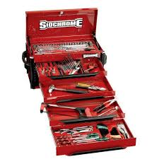 Sidchrome 123pc Kit