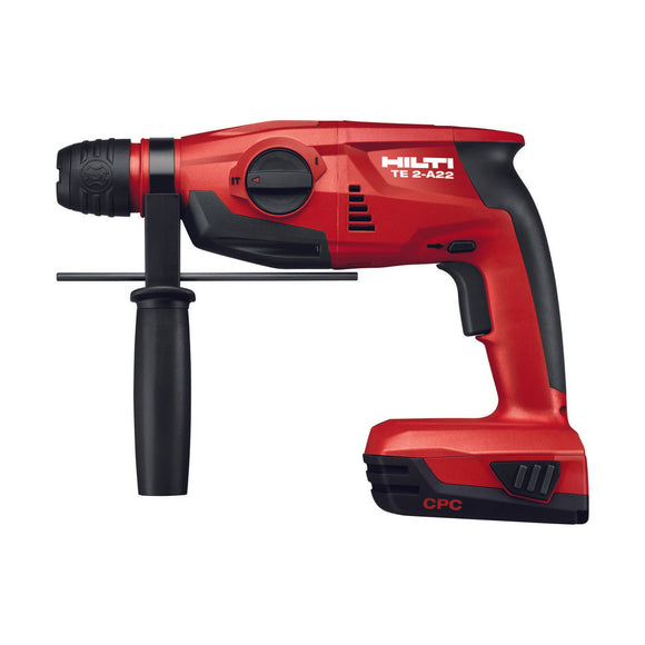 Hilti TE2-A22 22V Rotary Hammer Tool Only