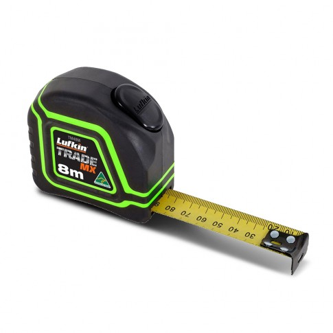 Lufkin 8m x 25mm Trade Mx Metric Tape Measure