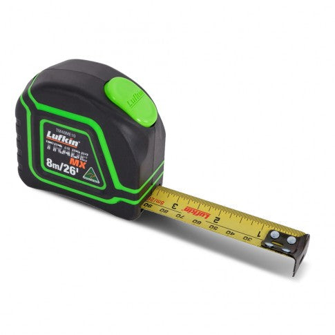 Lufkin 8m x 25mm Trade Mx Imperial Tape Measure