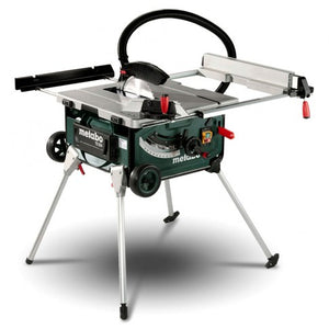 "Metabo 2000W 254mm (10"") Table Saw with Stand and Trolley"