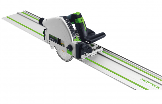 Festool Ts 55 160 Mm Plunge Cut Saw Plus Fs Cutting Tools