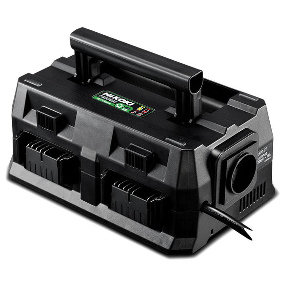 HiKOKI  18V Li-ion MultiVolt Multi Port Battery Charger