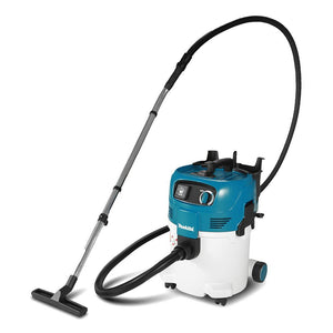 Makita 1200w 30L Wet/Dry Vacuum