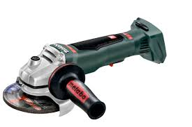 "Metabo 18V 5"" Angle Grinder Brushless (Tool Only) WPB18 LTX BL 125 Quick"