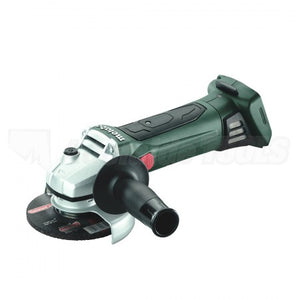 "Metabo 18v 5"" Angle Grinder Brushed (Tool Only) W18 LTX 125 Quick"