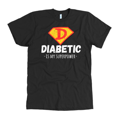 DIABETIC SUPER POWER TEE
