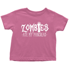 ZOMBIES ATE MY PANCREAS TOPS