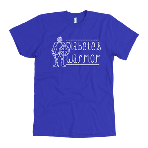 DIABETES WARRIOR TOPS