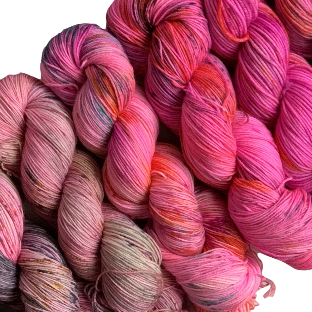 Summer Camp Yarn - Wonder Wall PINKS