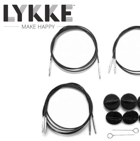 LYKKE Interchangeable Driftwood Needle Cord