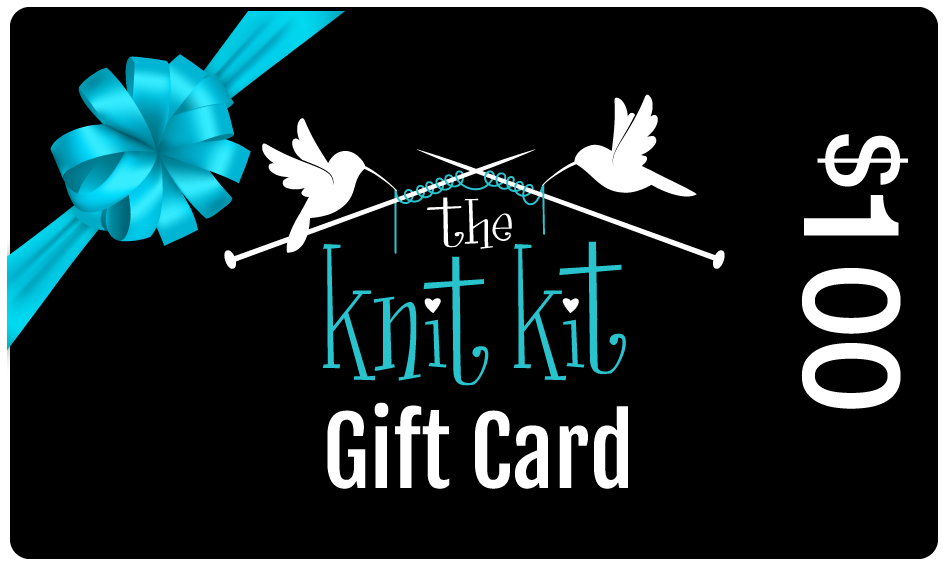 The Knit Kit Gift Card