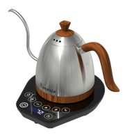 Brewista Artisan 600mL Gooseneck Variable Temperature Kettle - Stainless Steel - Brewista