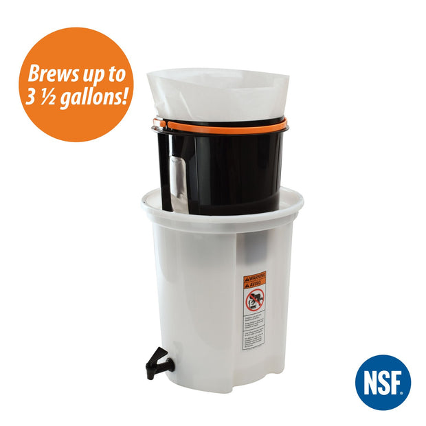 Cold Pro 4™ Commercial Brewing System - Complete Kit