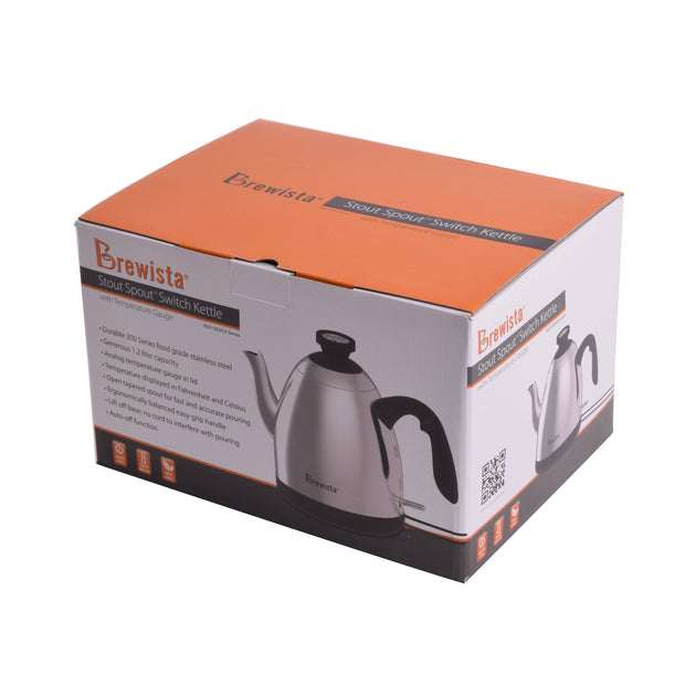 Stout Spout™ 1.2L Electric Switch Cupping Kettle