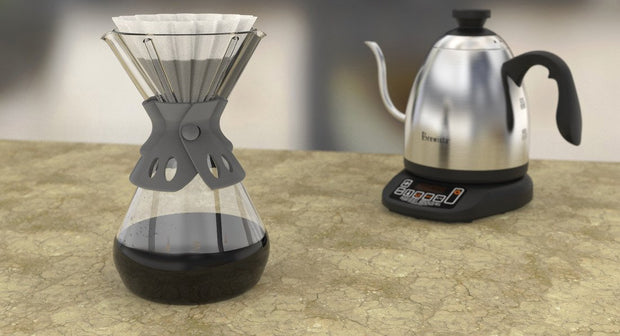 Smart Brew™ 3 Cup Hourglass Brewer