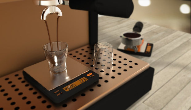 Smart Shot™ Espresso Cups - Square Base