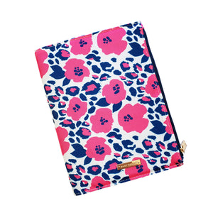 Journal Cover - Wild Posy Floral