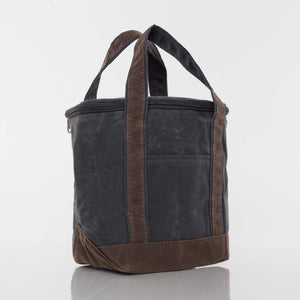 PREORDER Biscuits + Waxed Canvas Lunch Cooler