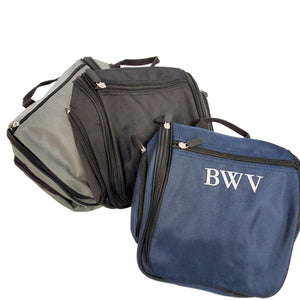 Men's Hanging Travel Case - Black, Navy or Gray