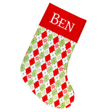 Christmas Sock, Xmas Stocking, Stockings for Him, Personalized Christmas Stocking, Family Stockings, Embroidered