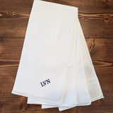 Men's Monogrammed Handkerchiefs -- Set of 4